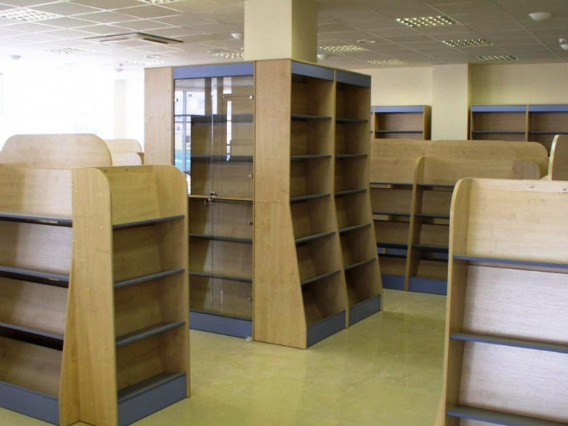 Торговая мебель-Торговая мебель «Модель 2»-фото2