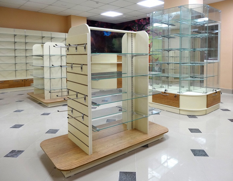 Торговая мебель-Мебель для магазина «Модель 6»-фото2