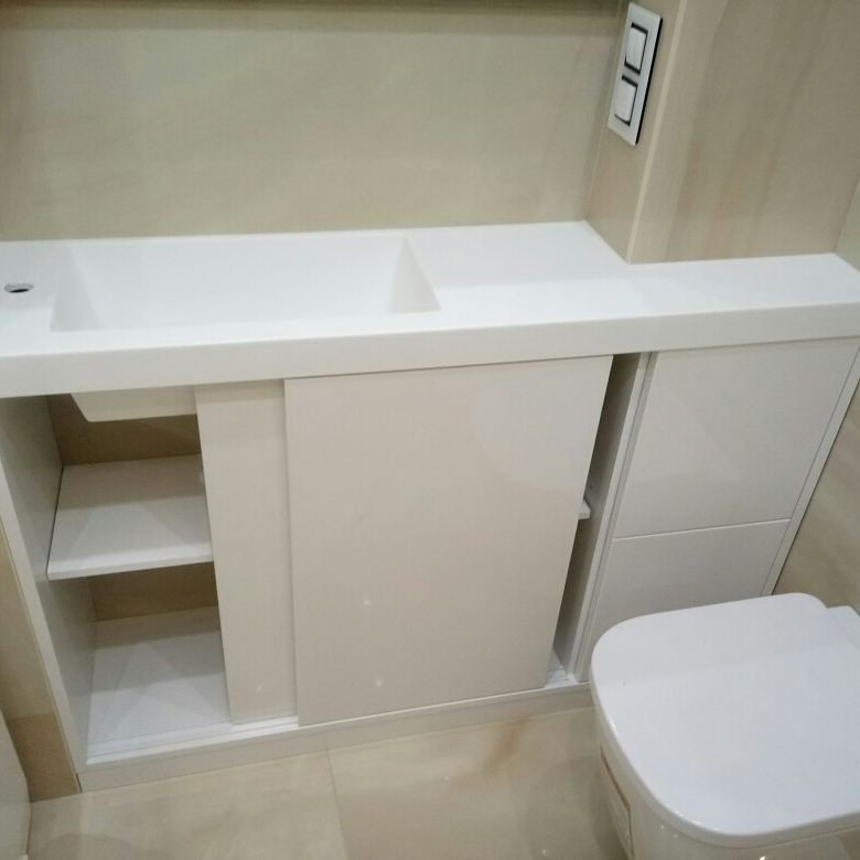 Мебель для ванной комнаты-Мебель для ванны «Модель 53»-фото3