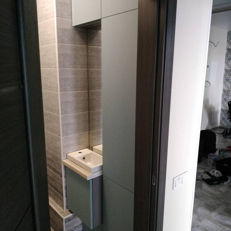 Мебель для ванной комнаты-Мебель для ванной «Модель 5»-фото3