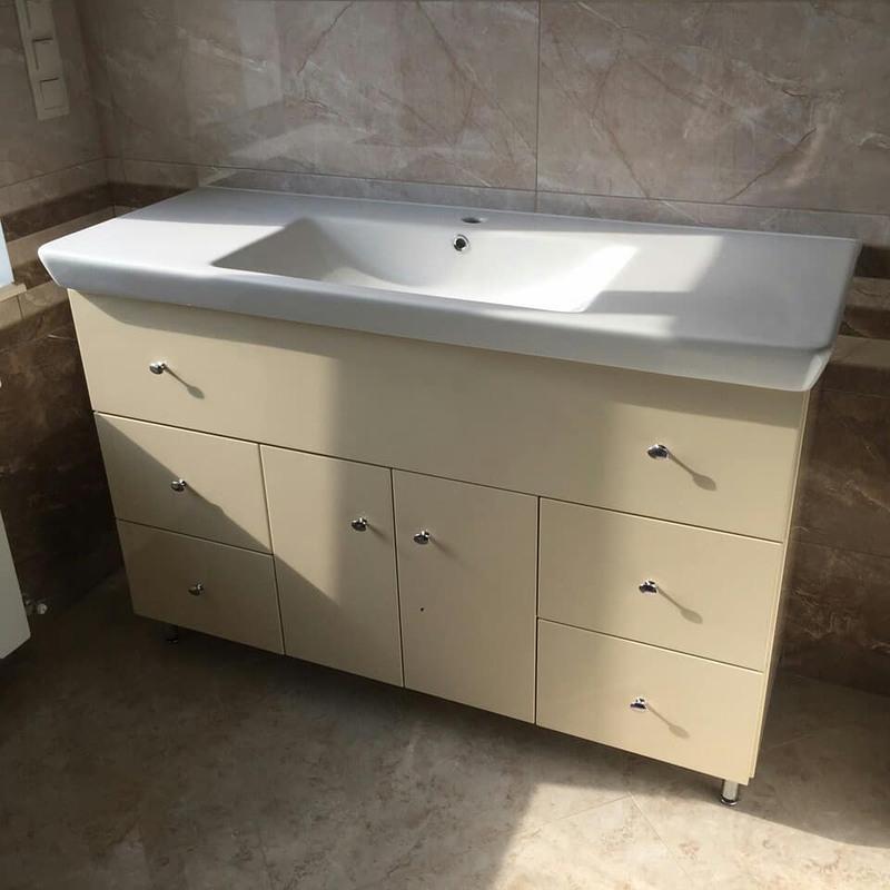 Мебель для ванной комнаты-Мебель для ванны «Модель 52»-фото2