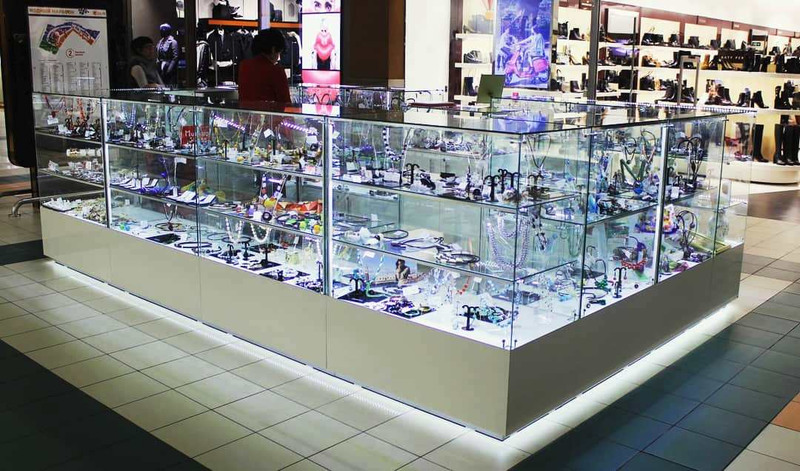 Торговая мебель-Торговый островок «Модель 250»-фото2