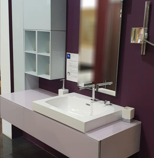 Мебель для ванной комнаты-Мебель для ванной «Модель 28»-фото4