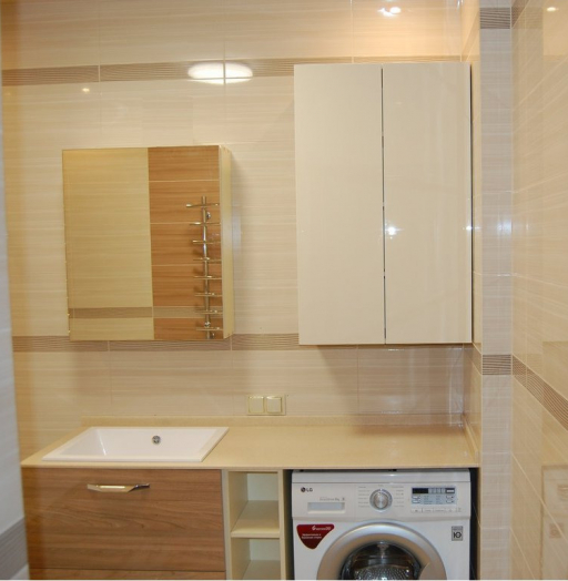 Мебель для ванной комнаты-Мебель для ванной «Модель 69»-фото3