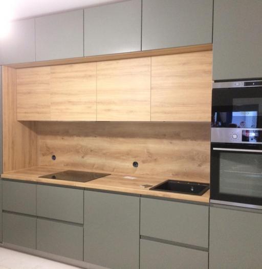 -Кухня МДФ в эмали «Модель 383»-фото23