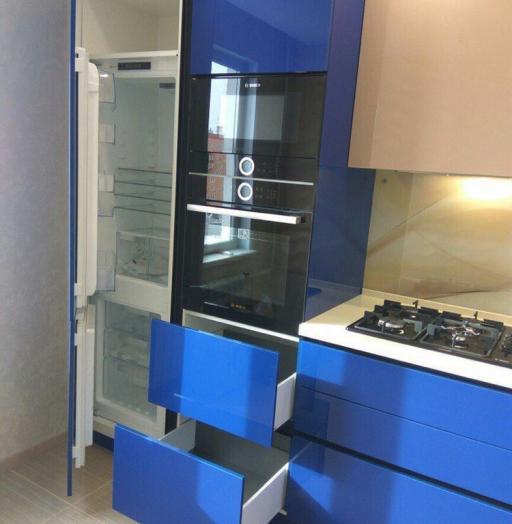 -Кухня МДФ в эмали «Модель 164»-фото24