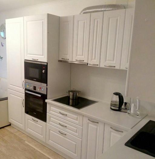 -Кухня МДФ в эмали «Модель 166»-фото25
