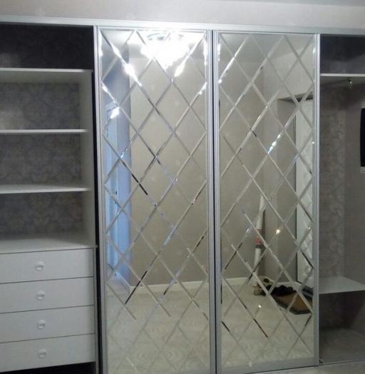 -Шкаф-купе с зеркалом «Модель 28»-фото1