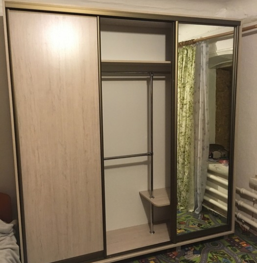 -Шкаф-купе с зеркалом «Модель 29»-фото14