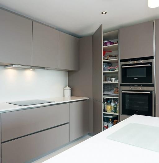 -Кухня МДФ в эмали «Модель 603»-фото29